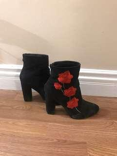Roses boots