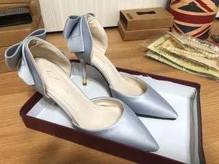 8cm 高 高根鞋