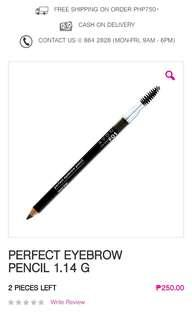 Avon Perfect Eyebrow Pencil (Black only)