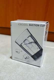Icecool suction cup