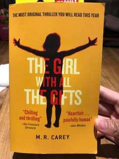 The girl with all the gift - M.R. Carey