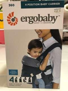 Authentic Ergobaby 360