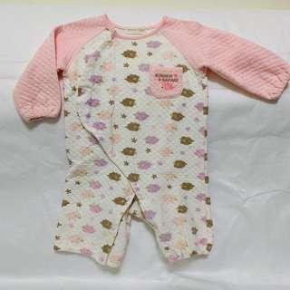 🚚 寶寶長袖連身衣 80碼 嬰兒 包屁衣 衣服 新生兒 爬服 嬰幼兒 童裝