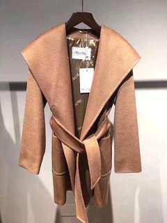正品名牌MaxMara大衣 Max Mara big coat #trickortreat