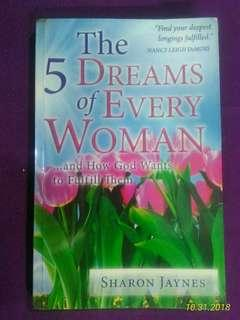 The 5 Dreams of Every Woman - Sharon Jaynes