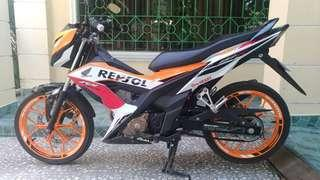 For ASSUME: RS150R Repsol Edition