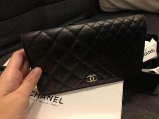 Chanel Lambskin Wallet (Pre-loved)