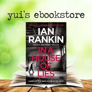 RANKIN - IN A HOUSE OF LIES - INSPECTOR REBUS #22