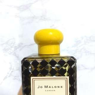 🚚 全新🎀jo malone香水亮黃色彩色瓶蓋彩蓋適用50ml100ml贈苦橙1ml