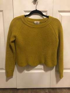 Wilfred Sardou sweater size xs