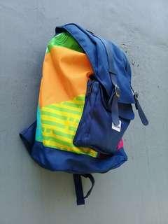 Backpack Asian Games 2018 + Rain Cover
