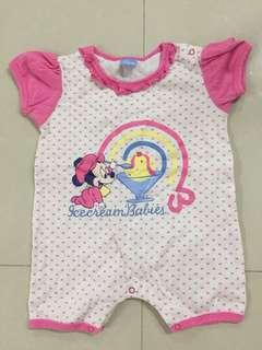 Preloved baby Disney Rompers