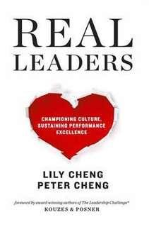Real Leaders by Peter Cheng, Lily Cheng