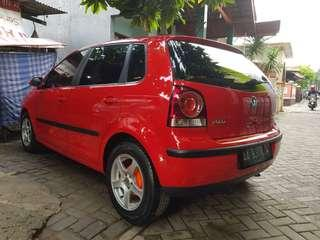VW Polo 2008 AT