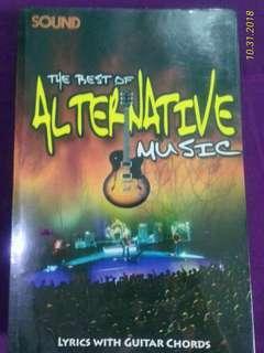 Lyrics with Guitar Chords - The Best of Alternative Music