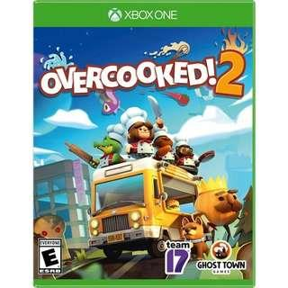 Overcooked 2 XBOX ONE BNIB