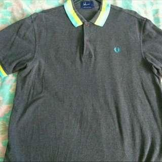 🚚 Authentic fred perry mens polo t shirt size L