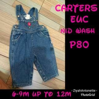 Carters Jumper needwash