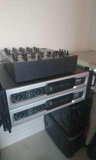 Crest Audio 擴音器