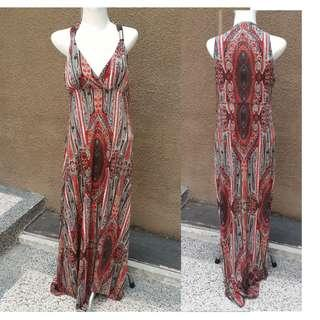 ETHNIC LONG DRESS