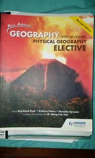 Physical Geography Elective Textbook