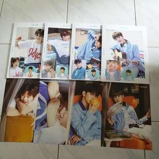 WANNA ONE SUMMER PACKAGE