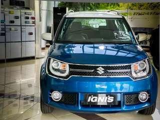 Diskon Akhir Tahun Suzuki Ignis GX