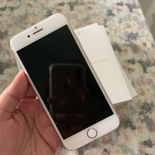 Iphone 7 Rosegold 32gb(