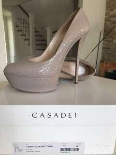 CASADEI HIGH END ITALIAN SHOES