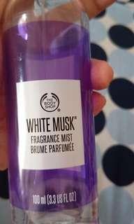 Body mist white musk