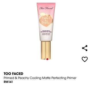 Too Faced Cooling Matte Perfecting Primer 40g