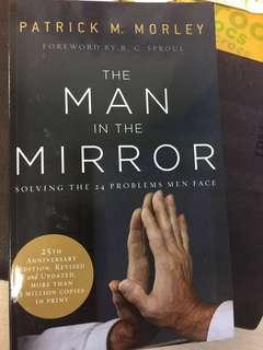 Man in the Mirror.  25th edition.  3millions printed