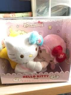 Little twin stars x kitty 公仔