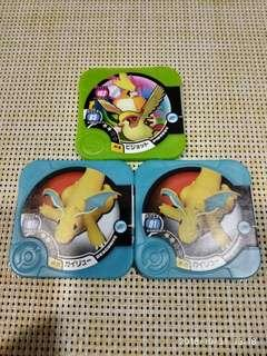 Pokemon Tretta Super Pidgeot/Dragonite