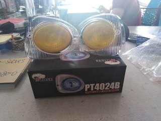 Fog lamp for wira