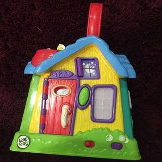 Leap frog - My Discover House