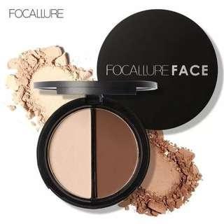 Focallure highlight & bronzer