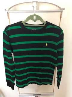 Like New!! Ralph Lauren Waffle Knit Top in Size 10-12 Yrs Old