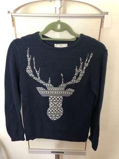 Like New!! Zara Knitwear Pullover in Size 11-12 Years Old