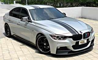 BMW F30 328i 2.0CC (A) 278 HP SPORT