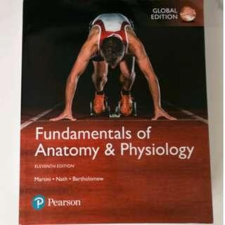 Fundamentals of Anatomy and Psychology 11th Global Edition