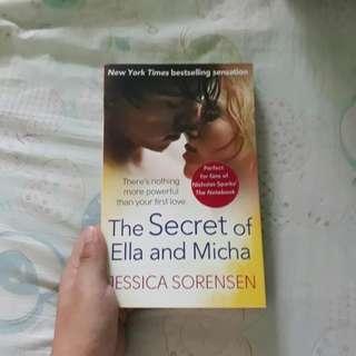 Sale! The secret of ella and micha