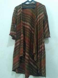 Outer Batik cantik