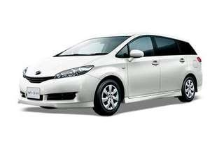 Toyota Wish New Cheapest In Market