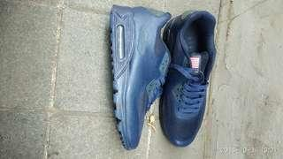 Nike air max 90 hyperfuse independence day usa flag sepatu bekas not adidas puma
