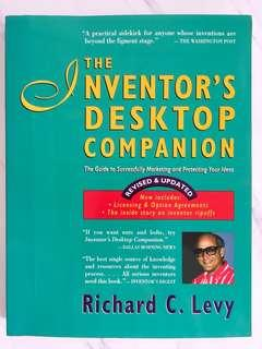 The Inventor's Desktop Companion: The Guide to Successfully Marketing and Protecting Your Ideas Paperback –  by Richard C. Levy