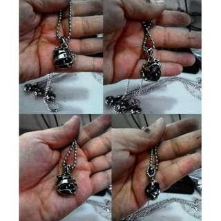 Kalung Stone Lover Stainless Steel