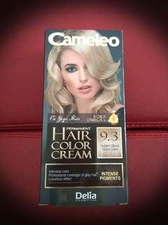 Cameleo Hair Dye/ hair color cream.