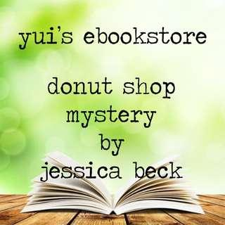 JESSICA BECK - DONUT SHOP MYSTERY SERIES