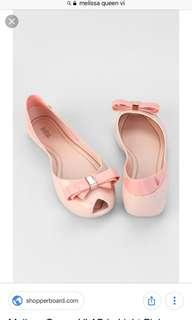 Brand new Melissa Queen VI shoes